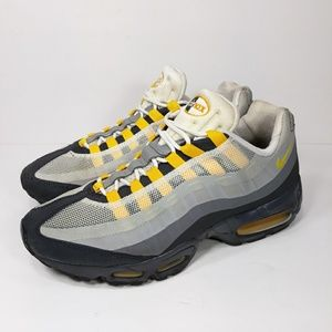Nike Air Max 95 Anthracite Maize Sz 9